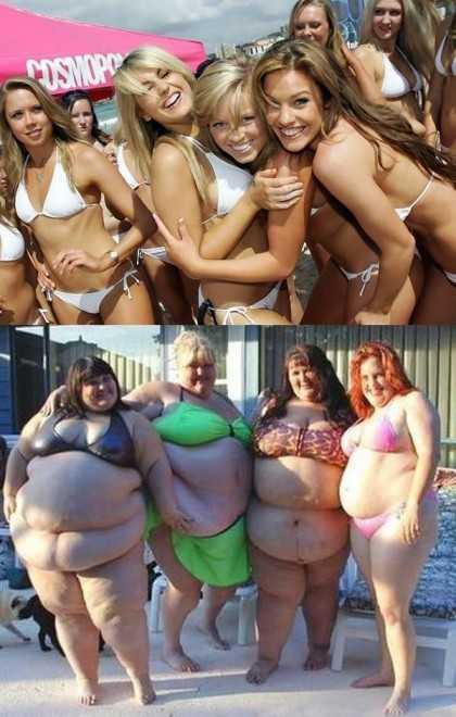 Фото эро толстые и жирные женщины № 5
