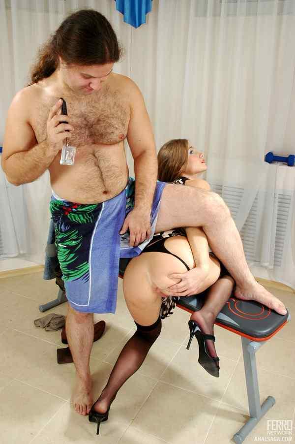 Любитель анала и случайный анальный секс фото 8