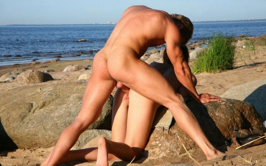 Секс нудистов фото 18