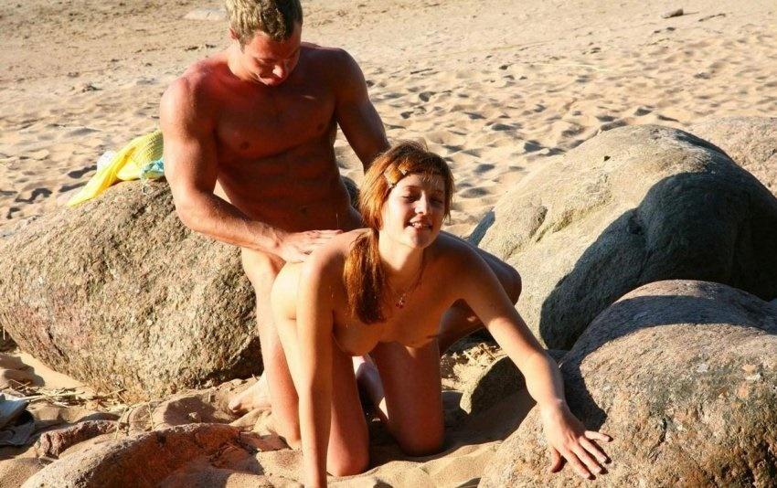 Секс нудистов фото 7