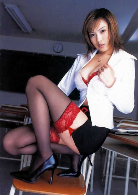 Студентка из китая
