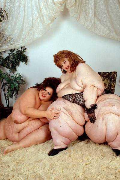 Жирные лесбиянки