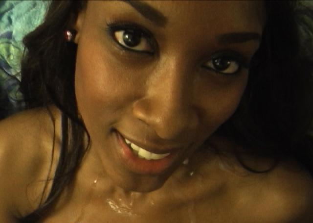 Чернокожая проститутка