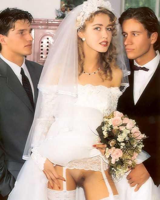 Невеста перед сексом